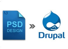 Drupal Templates and Drupal Develoment Integration Services