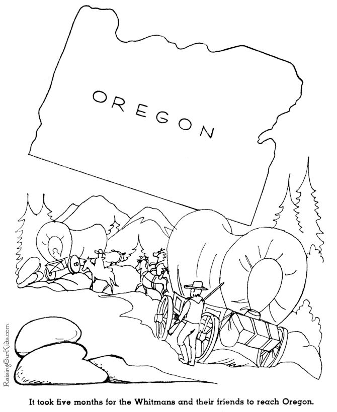 erie canal coloring page | American Explorers Coloring Pages http://www.patrioticcoloringpages ...