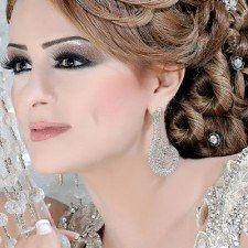 Maquillage libanais oriental pour un mariage - Photo 21