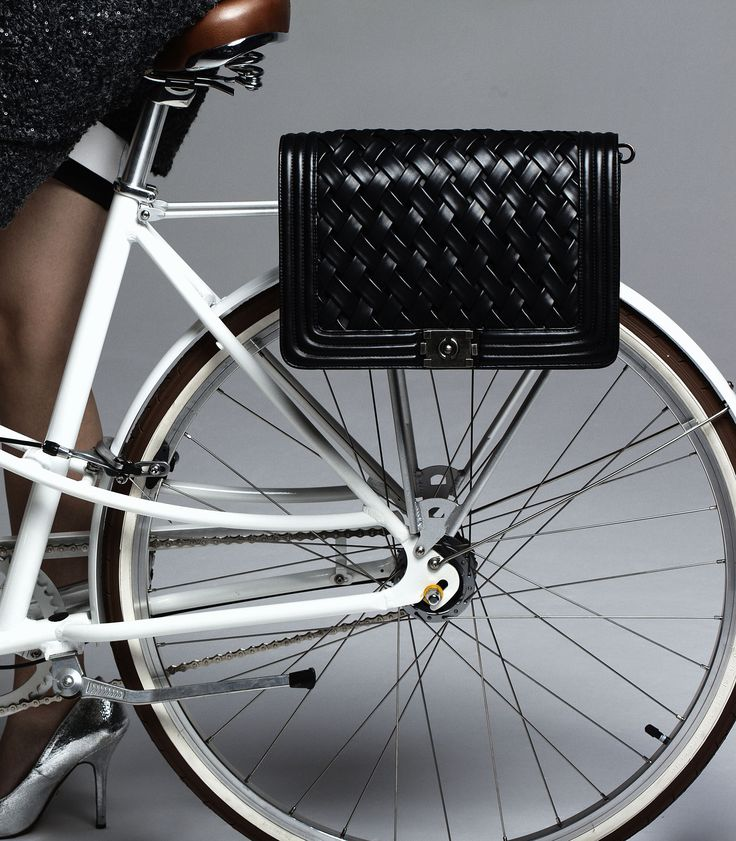 Bicycle bag MmeVelo Posh