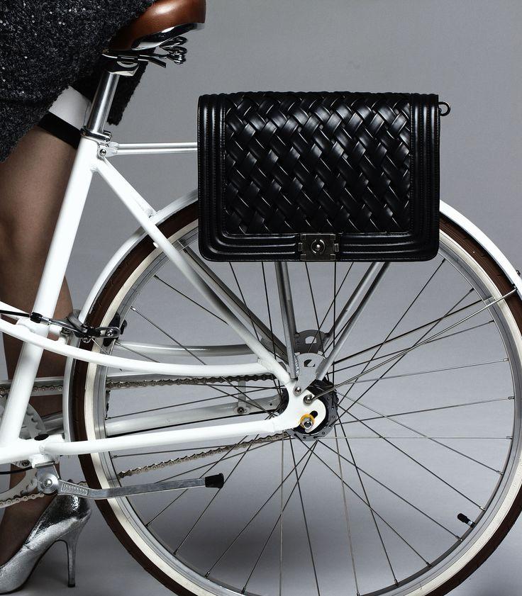 Bicycle bag MmeVelo Posh