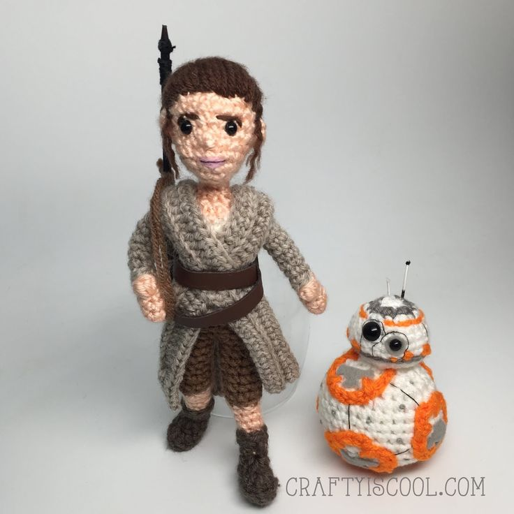 94 best crochet star wars images on Pinterest | Embroidery, Punto ...