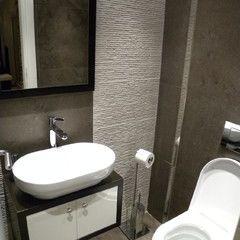 modern bathroom by Ugljesa Kekovic