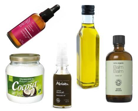 Oljer for huden