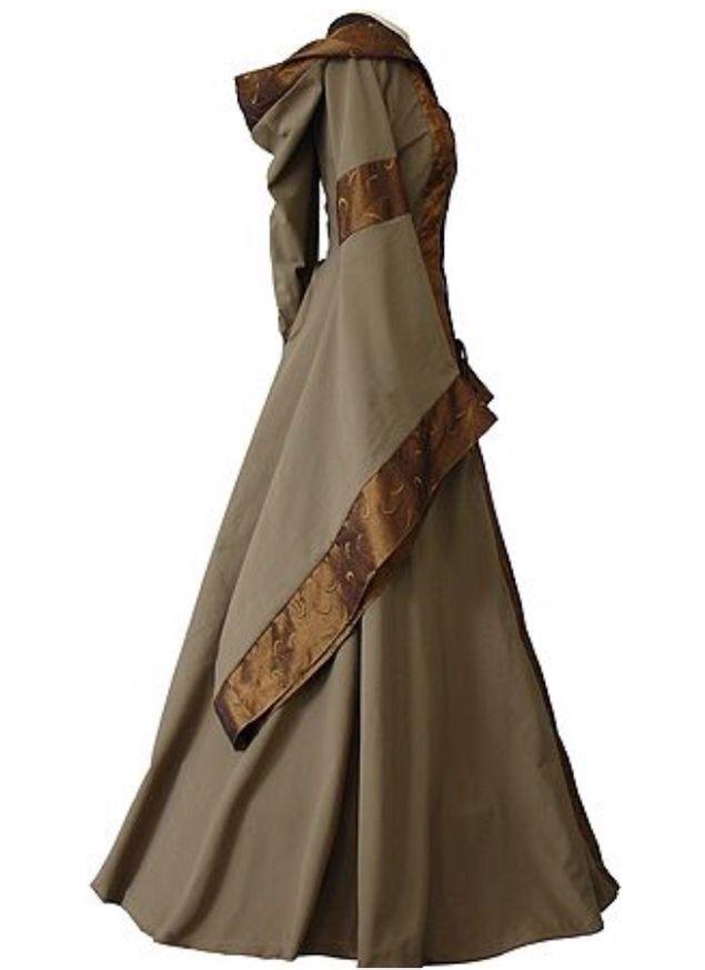 Johannah's hooded dress