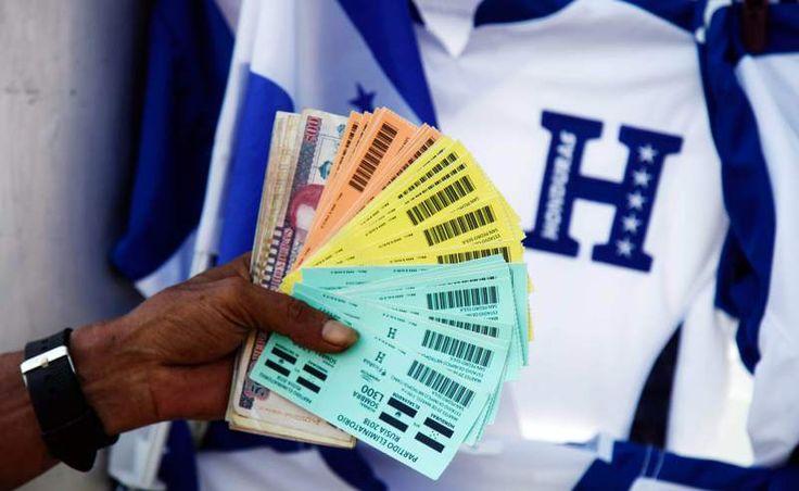 Honduras: Lenta la venta de boletos para el juego Honduras-El Salvador - Diario Diez