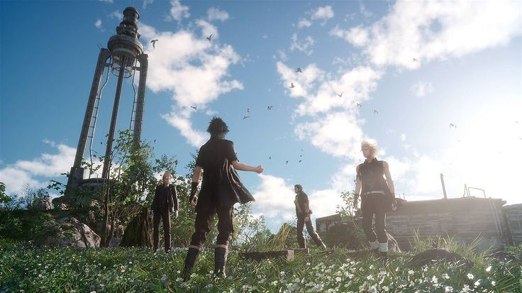 The Final Scoop on Final Fantasy XV After a literal myriad of delays, Final Fantasy XV is about to be released. It almost seems surreal that, after almost 10 years, we're less than a week out from its launch. And if you're not excited, you should be. http://www.thexboxhub.com/final-scoop-final-fantasy-xv/