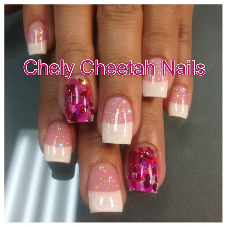 New Rockstar Acrylic Nail Designs: 55 Best Nails By ME: Chely Cheetah Nails Images On