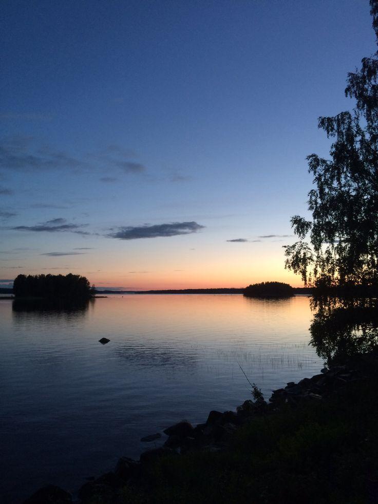 Midsummernight in Finland