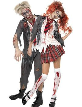 zombie costume ideas for women