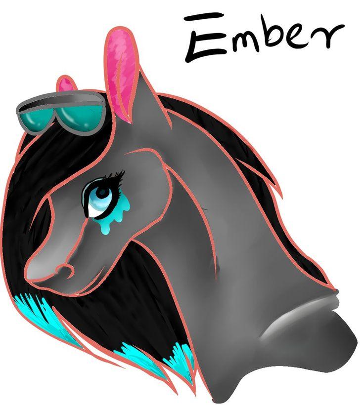 Ember by TechTalkPony.deviantart.com on @DeviantArt