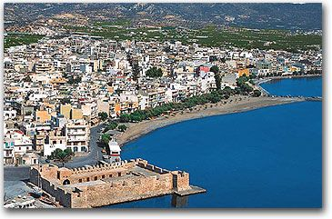 Ierapetra, Crete, Greece - Beautiful city on the island Crete with a wonderful beach. Awesome holiday I spent with a good friend =)