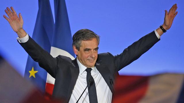 Francois Fillon, candidato a presidente de Francia