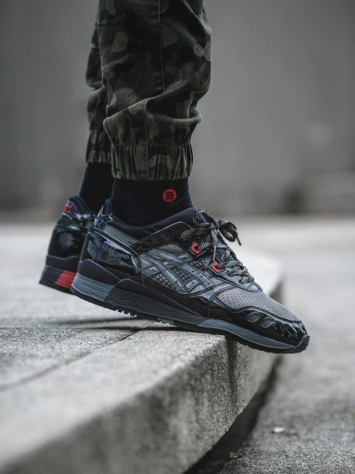 824c76508c85bd David Z x Asics Gel Lyte 3  Vader  - 2008 (by one man army.07) Sneakers  greatly benefit from shoe trees related to care