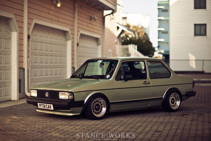 VW MK1 Jetta