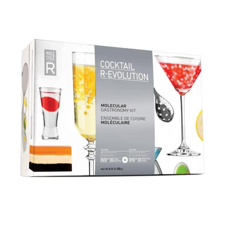 Cocktail r évolution idée cadeau québec