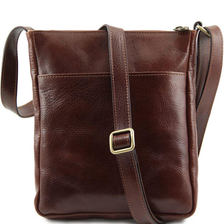 Jason TL141234 Leather Crossbody Bag