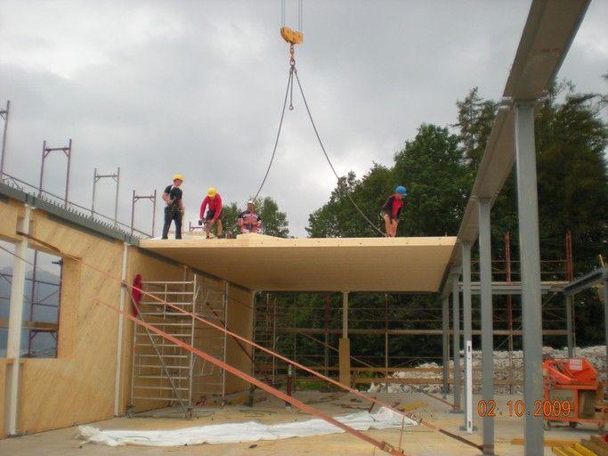 Landwirtschaftsschule Altmünster - proHolz Austria