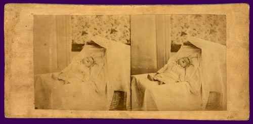 Post-Mortem Photography: Early Visual Media - Death - Memento Mori - Last look - Memorial - Veerle Van Goethem