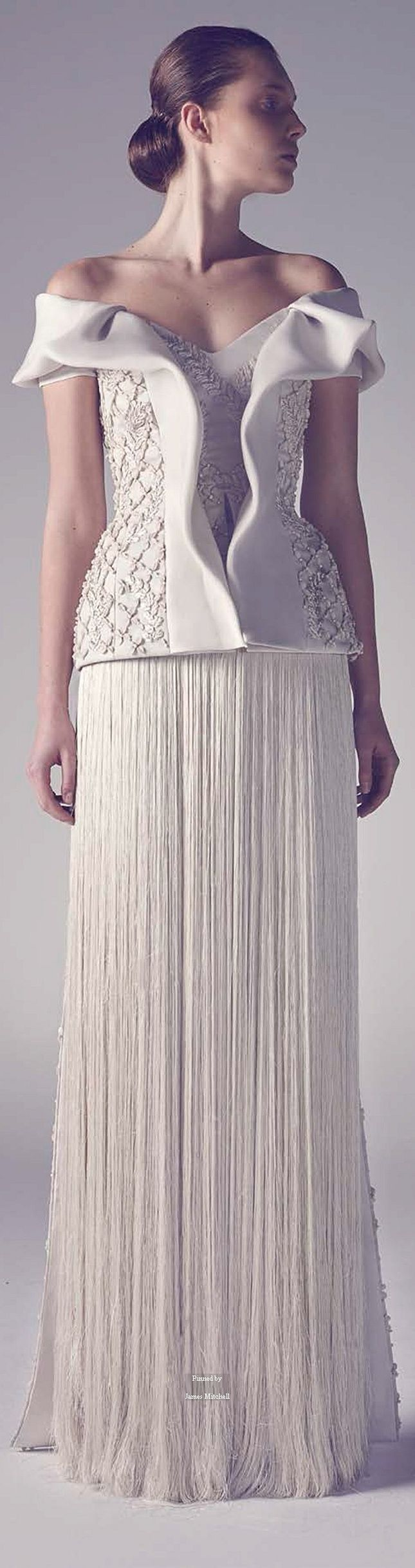 Ashi Haute Couture Spring Summer 2015 collection