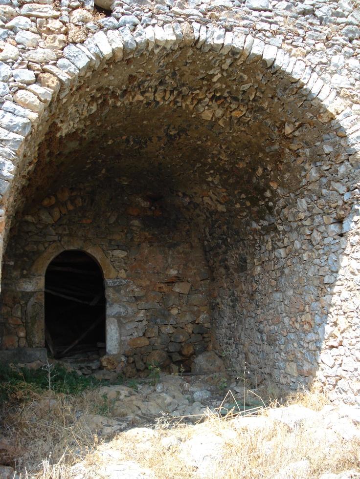 Oitilo (Mani - Peloponnese)