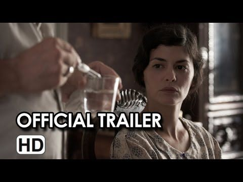 ▶ Thérèse Desqueyroux Official Trailer (2013) - Audrey Tautou Movie - YouTube