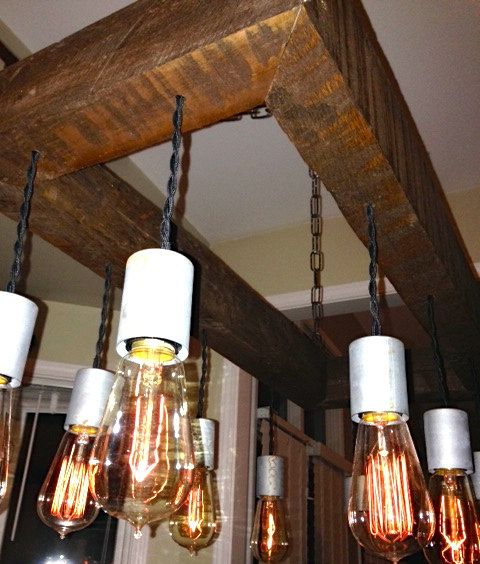 Edison Bulb Chandelier Mason Jar Lighting Mason By: Top 25+ Best Edison Bulb Chandelier Ideas On Pinterest