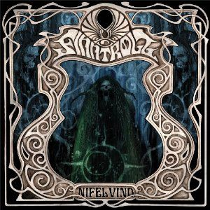 Finntroll [Nifelvind]. 2010. Artwork : Skymer.
