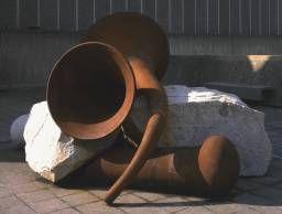 Tony Cragg- Raleigh, 1986.