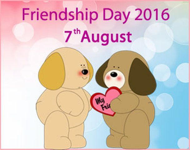 Happy Friendship Day Date Image