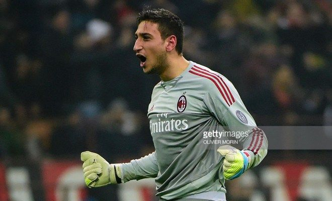 Donnarumma To Sign A New Contract With #ACMilan #SerieA