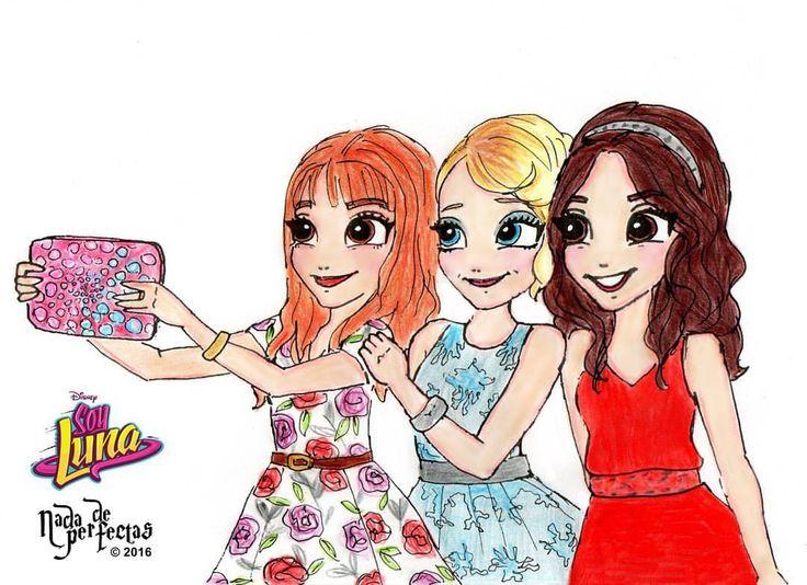 Foto para el #fabandchic! Jazmín, Ámbar y Delfina siempre están juntas…