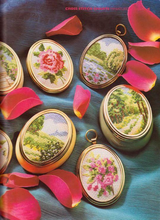 (101) Gallery.ru / Фото #8 - The world of cross stitching 027 millenium - tymannost