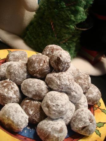Jack Daniels Cake Balls Recipe