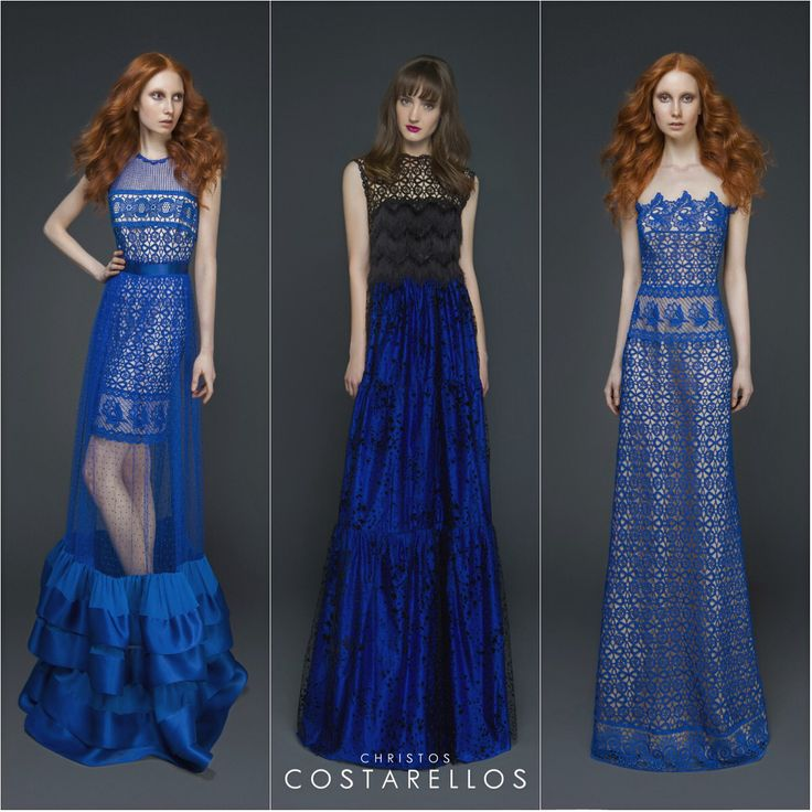 CHRISTOS COSTARELLOS AW 14-15  Visit our website www.costarellos.com and discover more unique designs from our luxury collections.