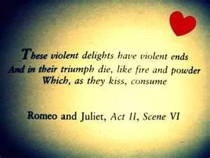Is there anyone that nows anything abowt romeo and juliet?