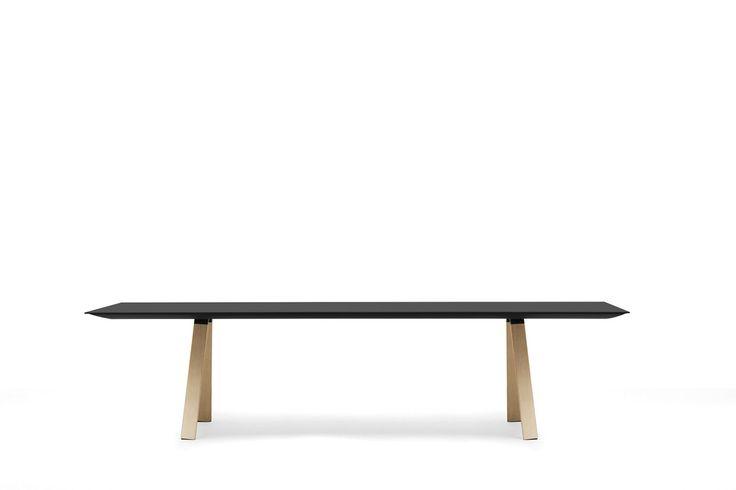 Arki Tisch wood, rechteckig, 300x100 Esstische von Pedrali neu bei Desigano.com ab 2 028,00 €