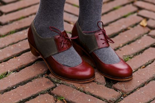"The Clothes Horse: Nerd Chic -- Samantha Pleet ""Nellie"" shoe"