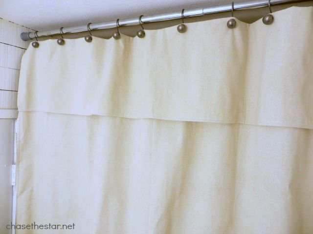 1000 Images About Burlap Curtains On Pinterest Window Ruffle Shower Curtains And Ruffles