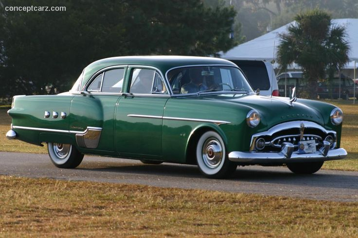1951 Packard Patrician 400 Image