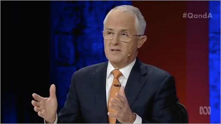 Prime Minister Malcolm Turnbull appears to have misled the ABC's Q&A program about key facts regarding the National Broadband Network project, repeating a set of common misconceptions about the initiative in response to a question on air last night.