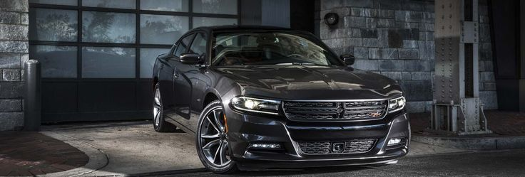 2015 Dodge Charger RT front