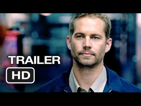 Fast & Furious 6 Official Trailer #1 (2013) - Vin Diesel Movie HD  I question if we really need more of these movies but without them I guess Vin Diesel would have nothing to do...