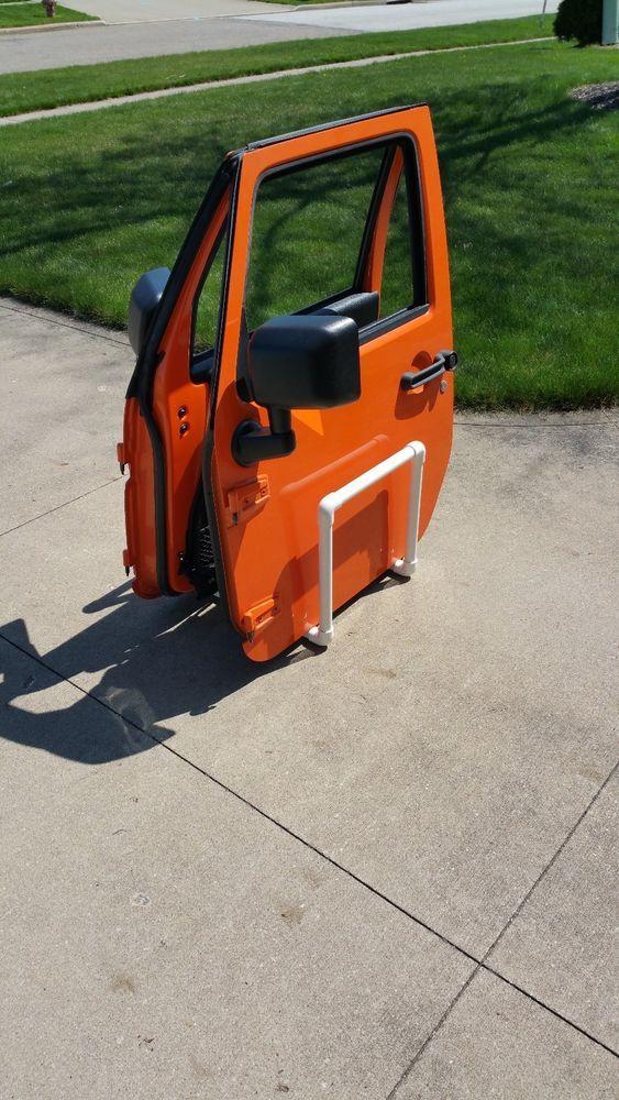 Full / Half Door Holder Storage Rack - Holds 2 Jeep® Wrangler Doors | eBay Motors, Parts & Accessories, Car & Truck Parts | eBay!