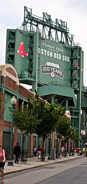 Fenway Park - Boston, MA Home of the best baseball in the country, if you ask me. Also a killer spot for concerts like Zac Brown.