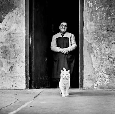 """Nino Migliori da """"Gente dell'Emilia"""" - 1950"""