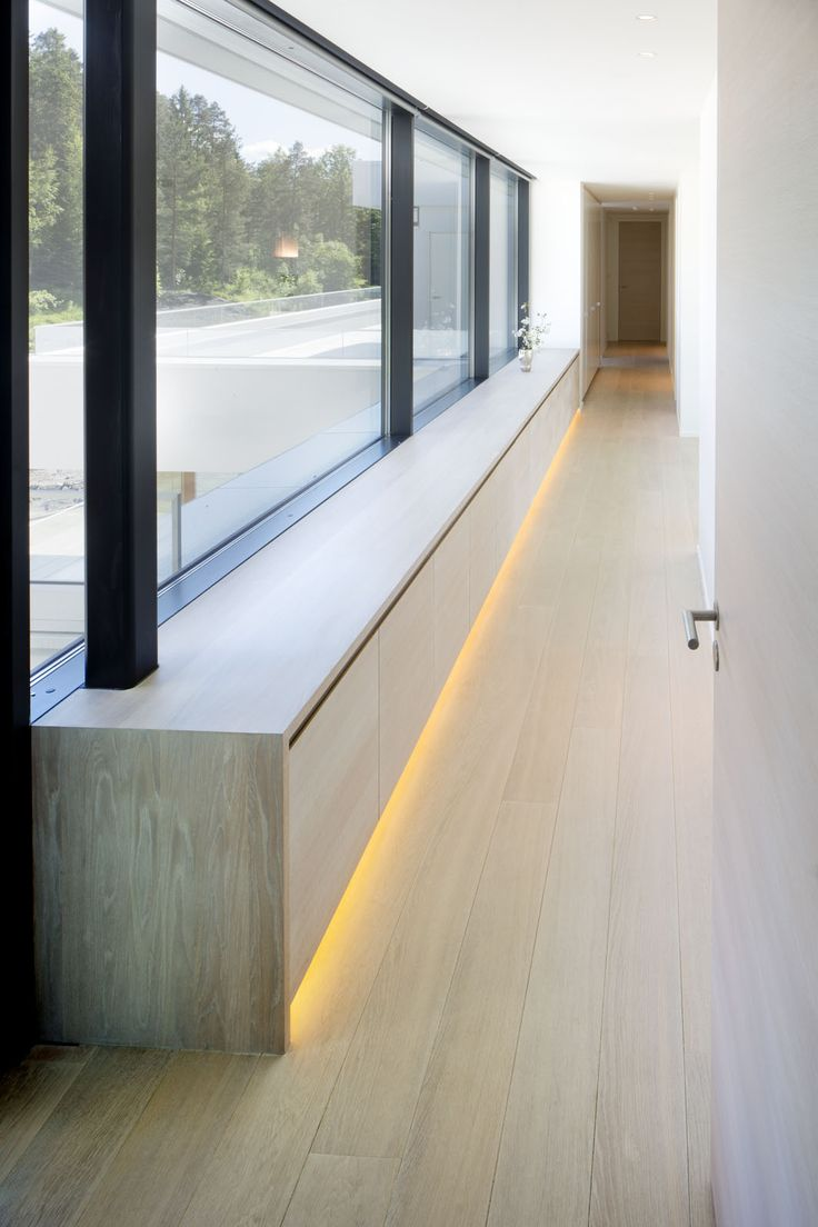 Hakwood Flooring - European Oak - Duoplank - Tommie Wilhelmsen - Stavanger, Norway