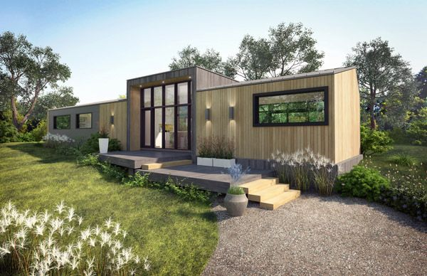 Unimodular House project for Demtec