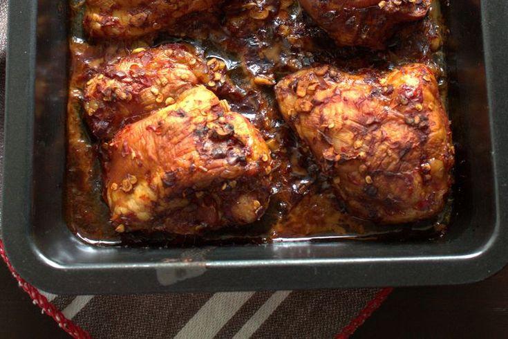 Sambal Oelek Roasted Chicken recipe on Food52