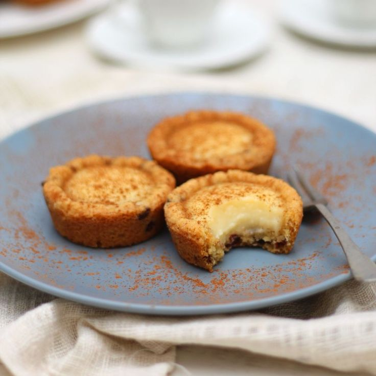 Milk Tart Cookie Cups recipe